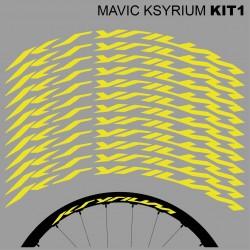 Mavic KSYRIUM Kit1
