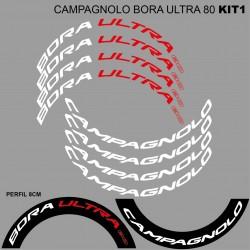 Campagnolo Bora ultra 80 Kit1