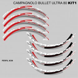 Campagnolo Bullet Ultra 80 Kit1
