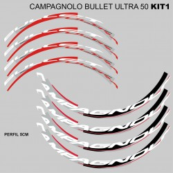 Campagnolo Bullet Ultra 50 Kit1