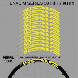"""ENVE M SERIES 50 FIFTY 26"""" Kit1"""