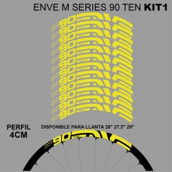 ENVE M SERIES 90 TEN Kit1