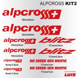 Alpcross kit2