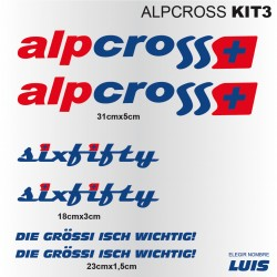 Alpcross kit3