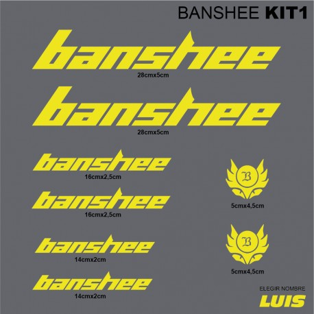 Banshee kit1