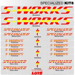 Specialized / S-WORK Kit8