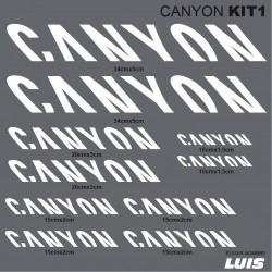 Canyon kit1