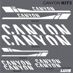 Canyon kit3