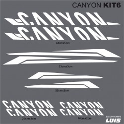 Canyon kit6