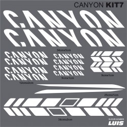 Canyon kit7