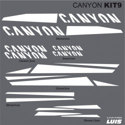 Canyon kit9