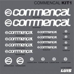 Commençal kit1