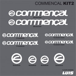 Commençal kit2
