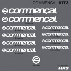 Commençal kit3