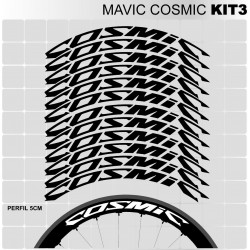 Mavic Cosmic Kit3