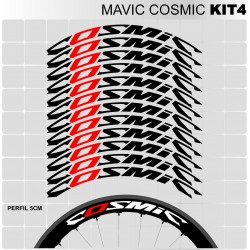 Mavic Cosmic Kit4