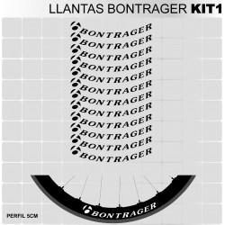 Bontrager llantas carretera Kit1