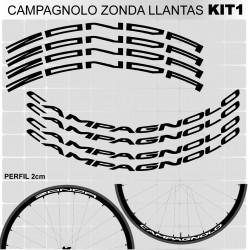 Campagnolo Zonda Kit1