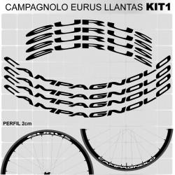 Campagnolo Eurus Kit1