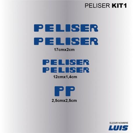 Peliser kit1