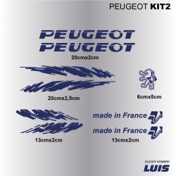 Peugeot kit2