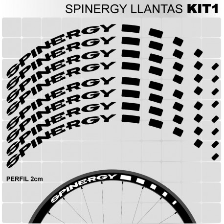 Spinergy Kit1