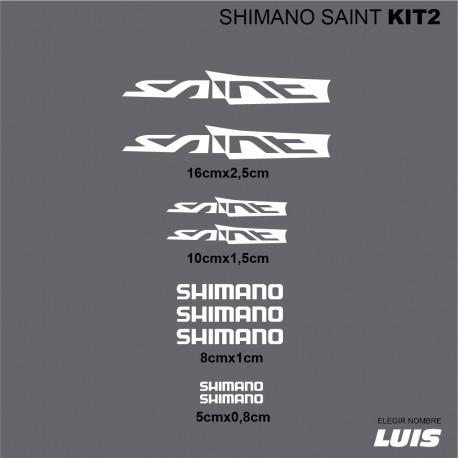 Shimano Saint Kit2